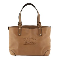 Gucci Craft Tote Leather Small