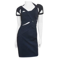 Gucci Cut out Bodycon Cover Dress 2010