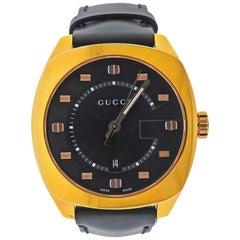 Gucci D Vintage Rose Gold Tone Men's Watch YA142309