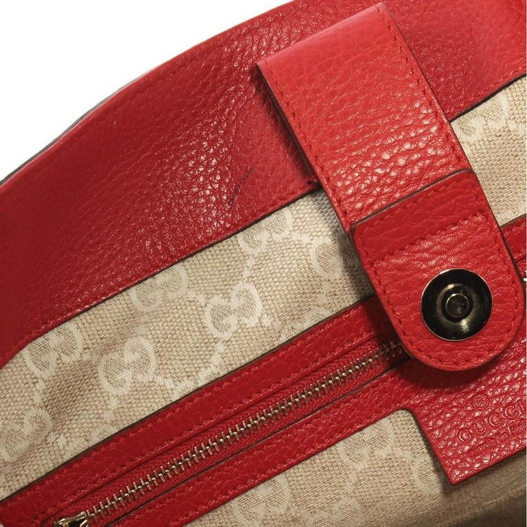 0fc71d4b37ad Gucci Diana Bamboo Top Handle Tote Leather Medium For Sale at 1stdibs