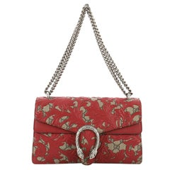 Gucci Dionysus Bag Arabesque GG Coated Canvas Small