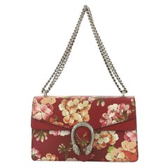 Gucci Dionysus Bag Blooms Print Leather Small