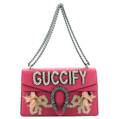 Gucci Dionysus Bag Embellished Leather Small