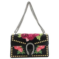 Gucci Dionysus Bag Embroidered Studded Leather Small