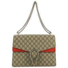 Gucci Dionysus Bag GG Coated Canvas Medium