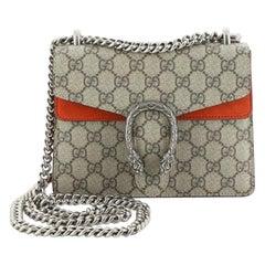 Gucci Dionysus Bag GG Coated Canvas Mini