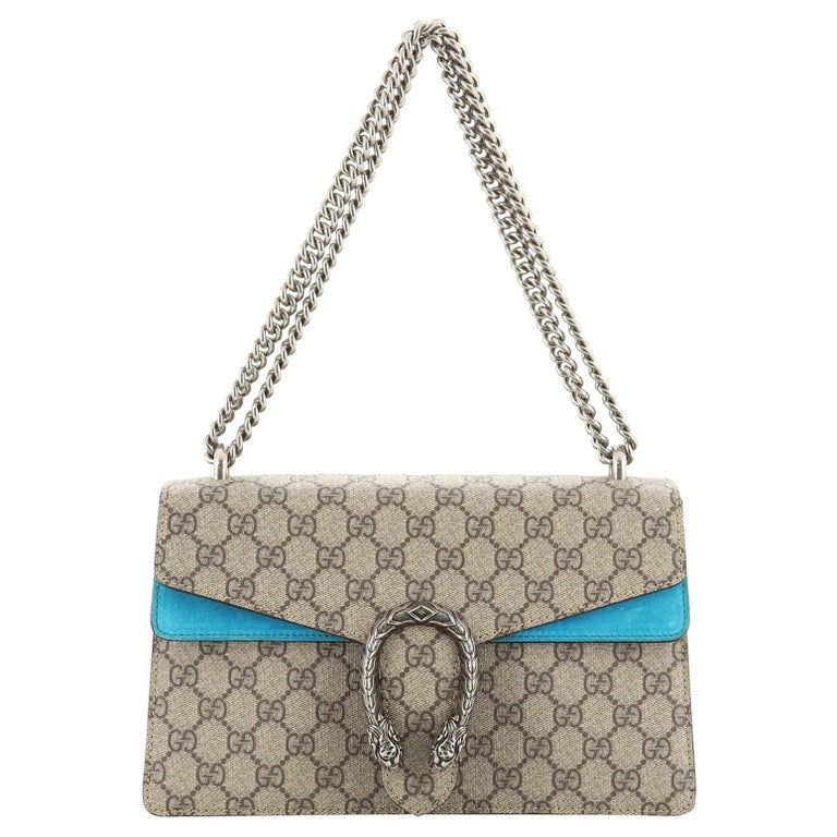 Gucci Dionysus Bag GG Coated Canvas Small For Sale