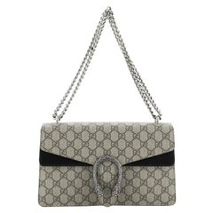 Gucci Dionysus Bag GG Coated Canvas Small