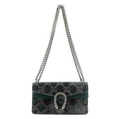 Gucci Dionysus Bag GG Velvet Mini