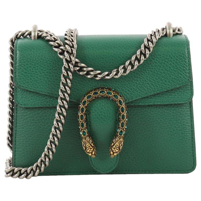 342182d827d Gucci Dionysus Bag Leather Mini at 1stdibs