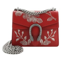 Gucci Dionysus Bag Limited Edition Painted Leather Mini