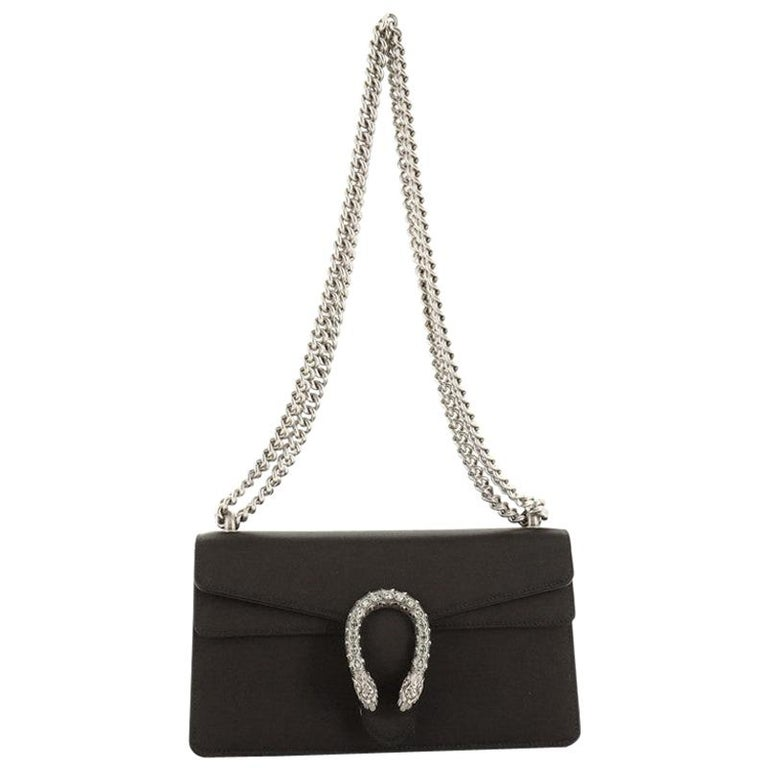 Gucci Dionysus Bag Satin Small For Sale
