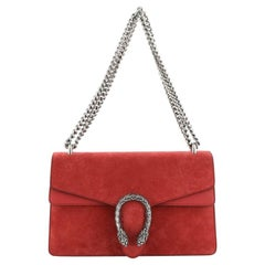 Gucci Dionysus Bag Suede Small