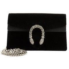 Gucci Dionysus Bag Velvet Super Mini