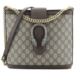 Gucci Dionysus Bucket Bag GG Coated Canvas Medium