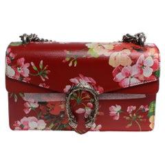 Gucci Dionysus cerise blooms shoulder bag