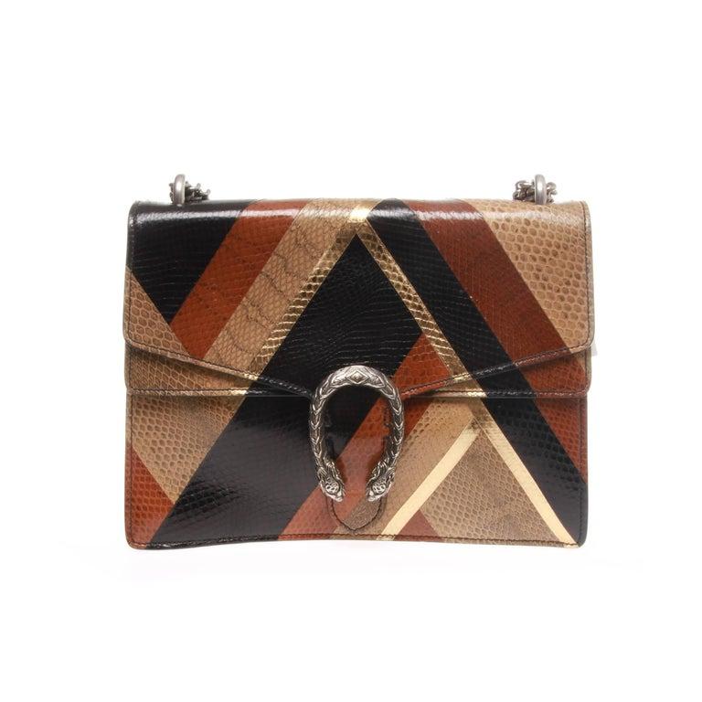 Gucci Dionysus Chevron Ayers Bag
