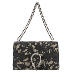 Gucci Dionysus Handbag Arabesque GG Coated Canvas Small