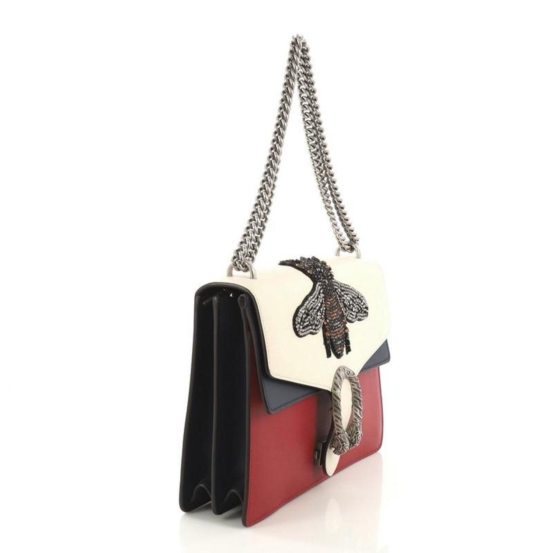 597ef1775e5e Gucci Dionysus Handbag Embellished Leather Medium For Sale at 1stdibs