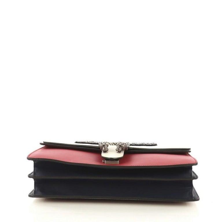 53c71b1e9ee3 Women's or Men's Gucci Dionysus Handbag Embellished Leather Medium For Sale