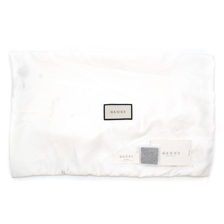 634fe208cda Gucci Dionysus Medium Web-striped leather top-handle bag at 1stdibs