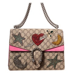 Gucci Dionysus Sequin Embellished GG Coated Canvas Medium