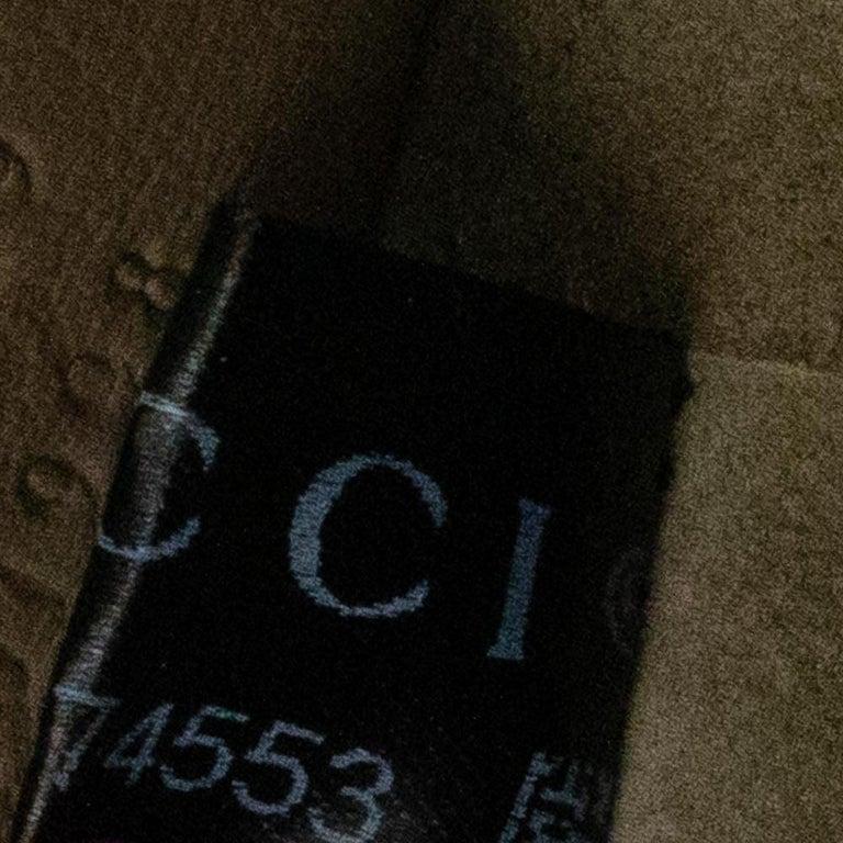 GUCCI Dionysus Shoulder bag in Brown Canvas For Sale 5