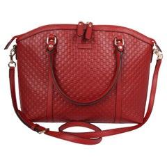 Gucci Dome Micro Guccissima bag