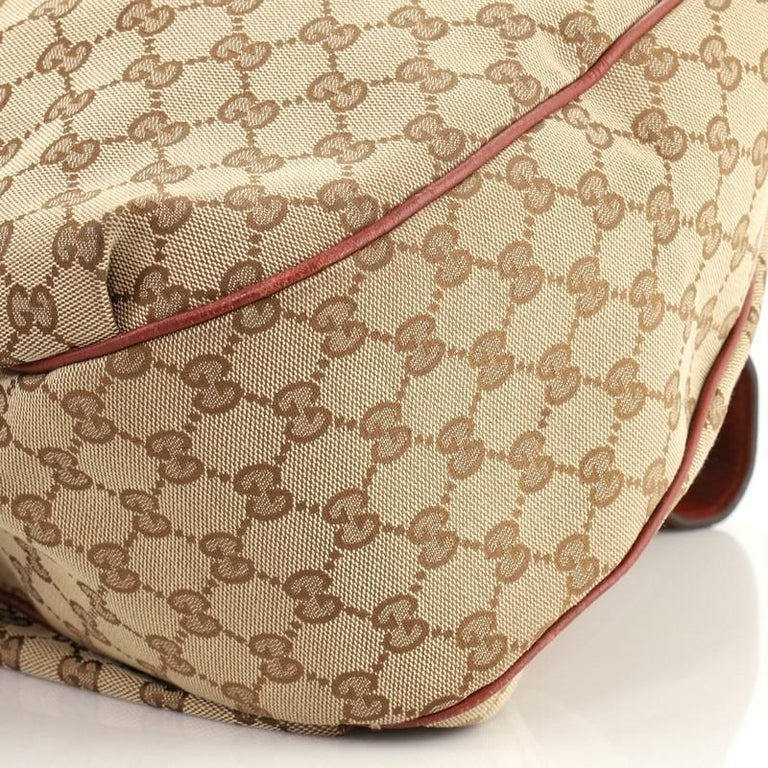 Gucci Dressage Hobo GG Canvas For Sale 1