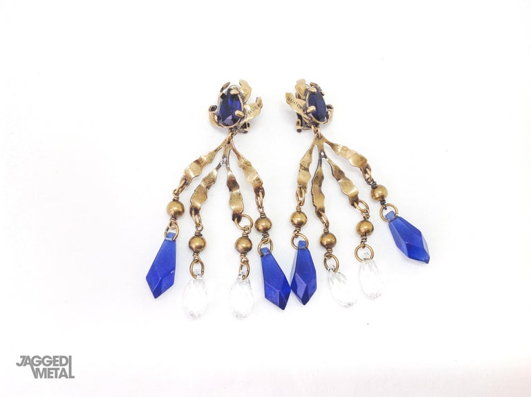 Gucci Earrings Clip On For Sale 1