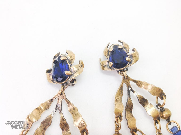 Gucci Earrings Clip On For Sale 5