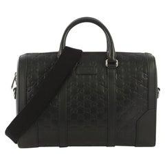 Gucci Eden Briefcase Guccissima Leather Medium