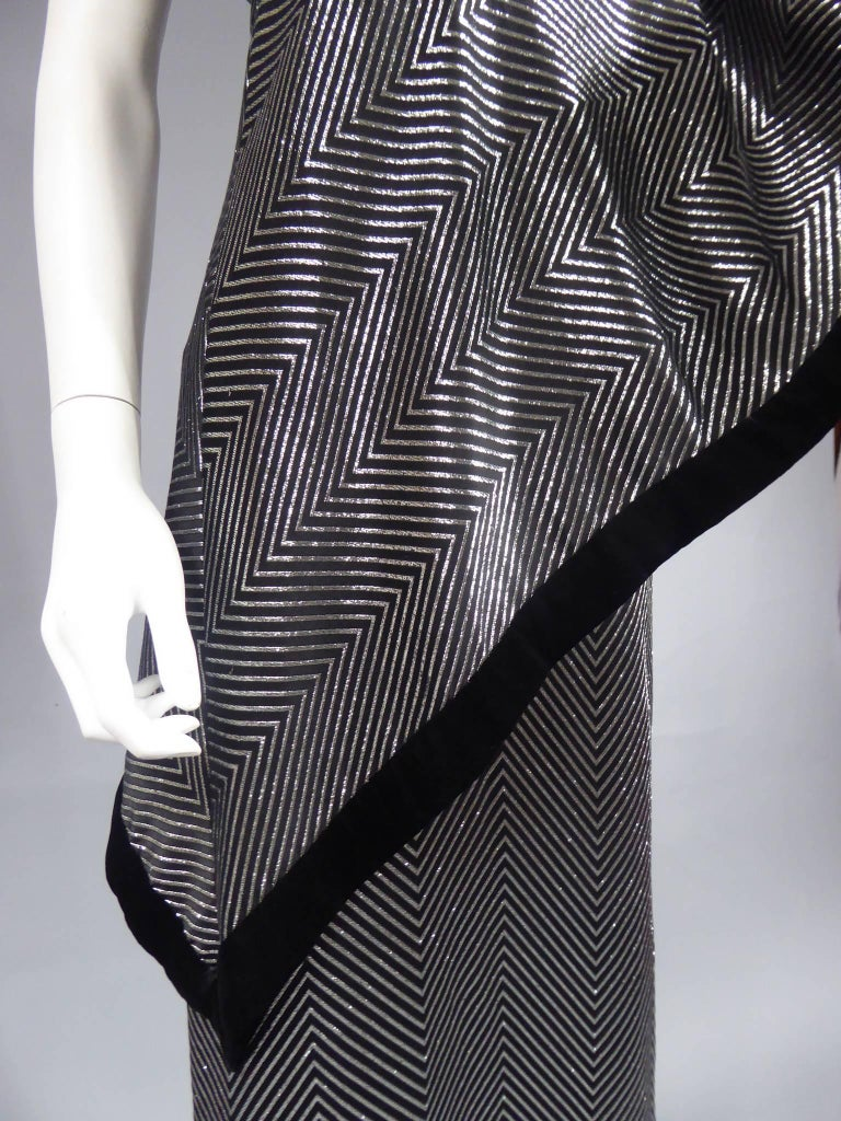 Gucci Evening Dress, Circa 1980 For Sale 6