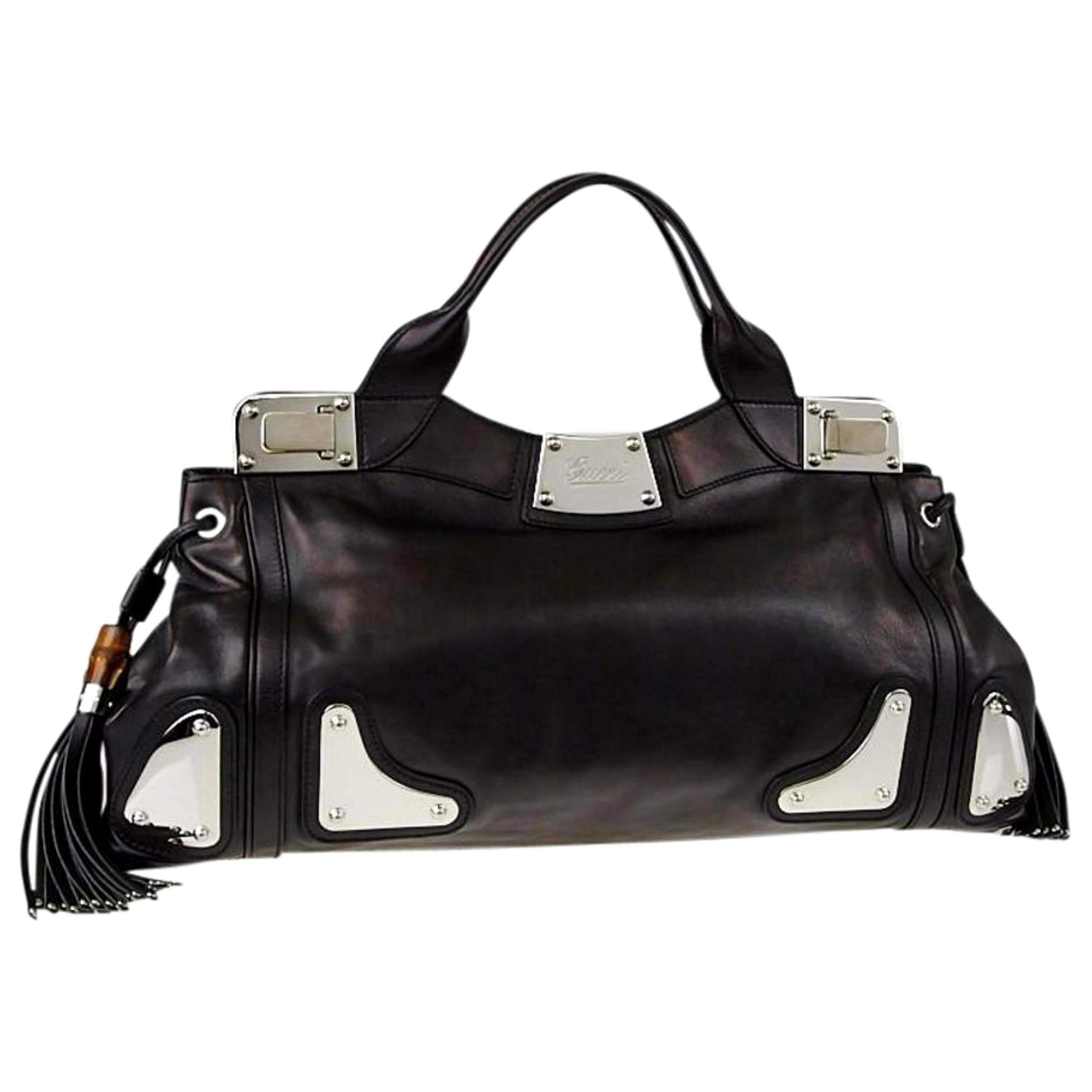 c6dbe5506bc Vintage Gucci Top Handle Bags - 416 For Sale at 1stdibs