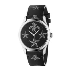 Gucci G-Timeless Bees and Stars Watch YA1264105