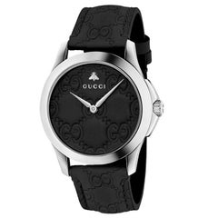 c162493fd87 Gucci 125 G- Series Watch Item No. YA125503 For Sale at 1stdibs