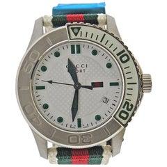 Gucci G-Timeless Sport Extra Large Men's Watch YA126231