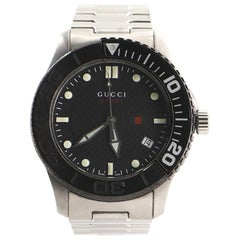 Gucci G-Timeless Sport Quartz Watch PVD and Stainless Steel 44