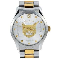 Gucci G-Timeless Two-Tone Watch YA1264074