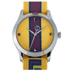 Gucci G-Timeless Yellow Watch YA1264069