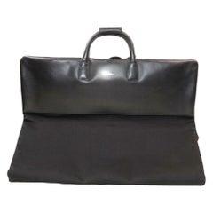 Gucci Garment 870325 Black Nylon Weekend/Travel Bag