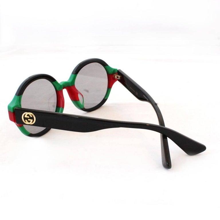 Gray Gucci GG Sunglasses 0280SA 004  For Sale