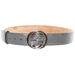 Gucci GG Belt with GG Buckle