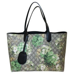 "Gucci ""GG"" Blooms Reversible Tote"