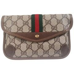 Gucci GG Brown passport case