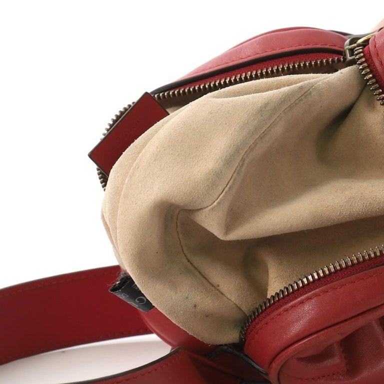 Gucci GG Marmont Belt Bag Matelasse Leather 3