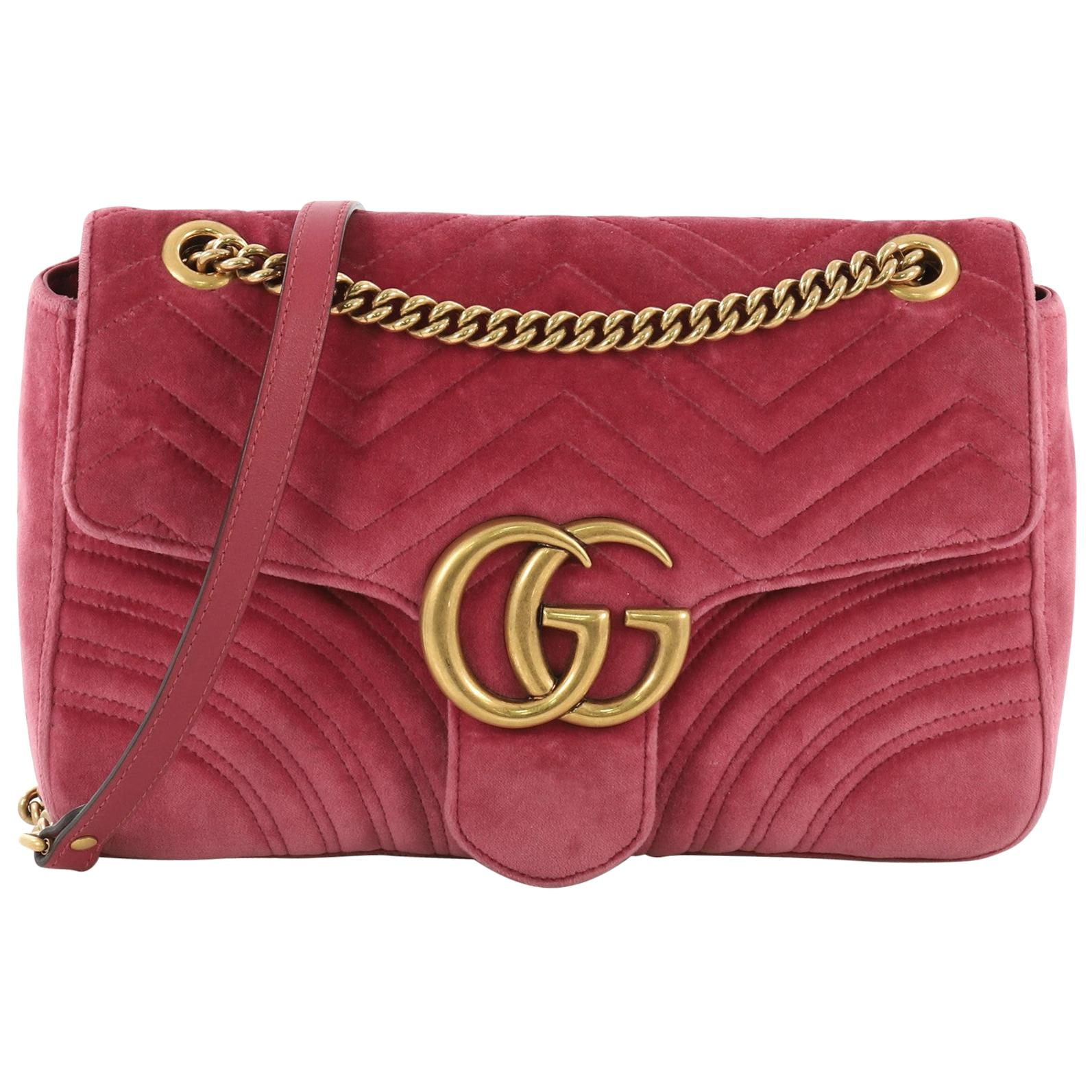 9912a19db27494 Gucci Logo Bags - 271 For Sale on 1stdibs