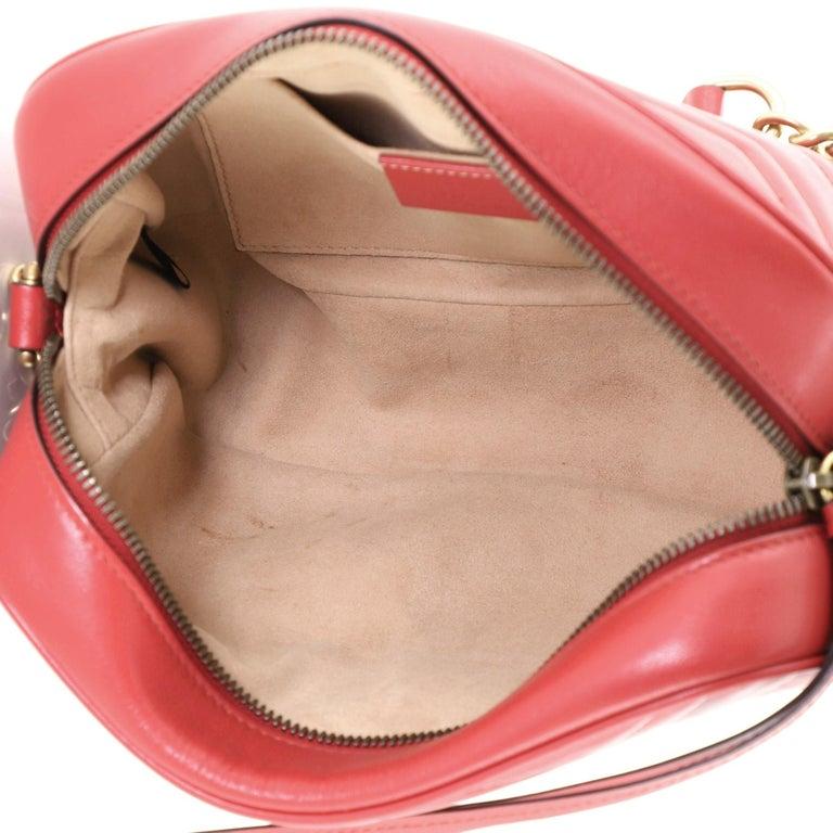 Gucci GG Marmont Shoulder Bag For Sale 1