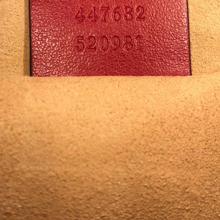 Gucci GG Marmont Shoulder Bag For Sale 4