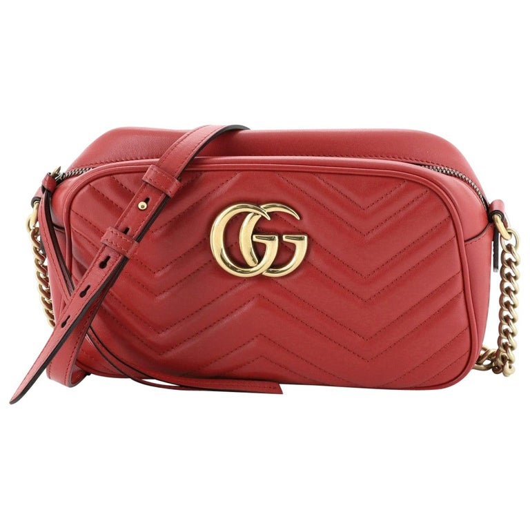 Gucci GG Marmont Shoulder Bag For Sale